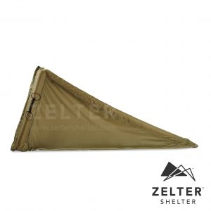 Tent/Tarp Left Side - Tent, Green