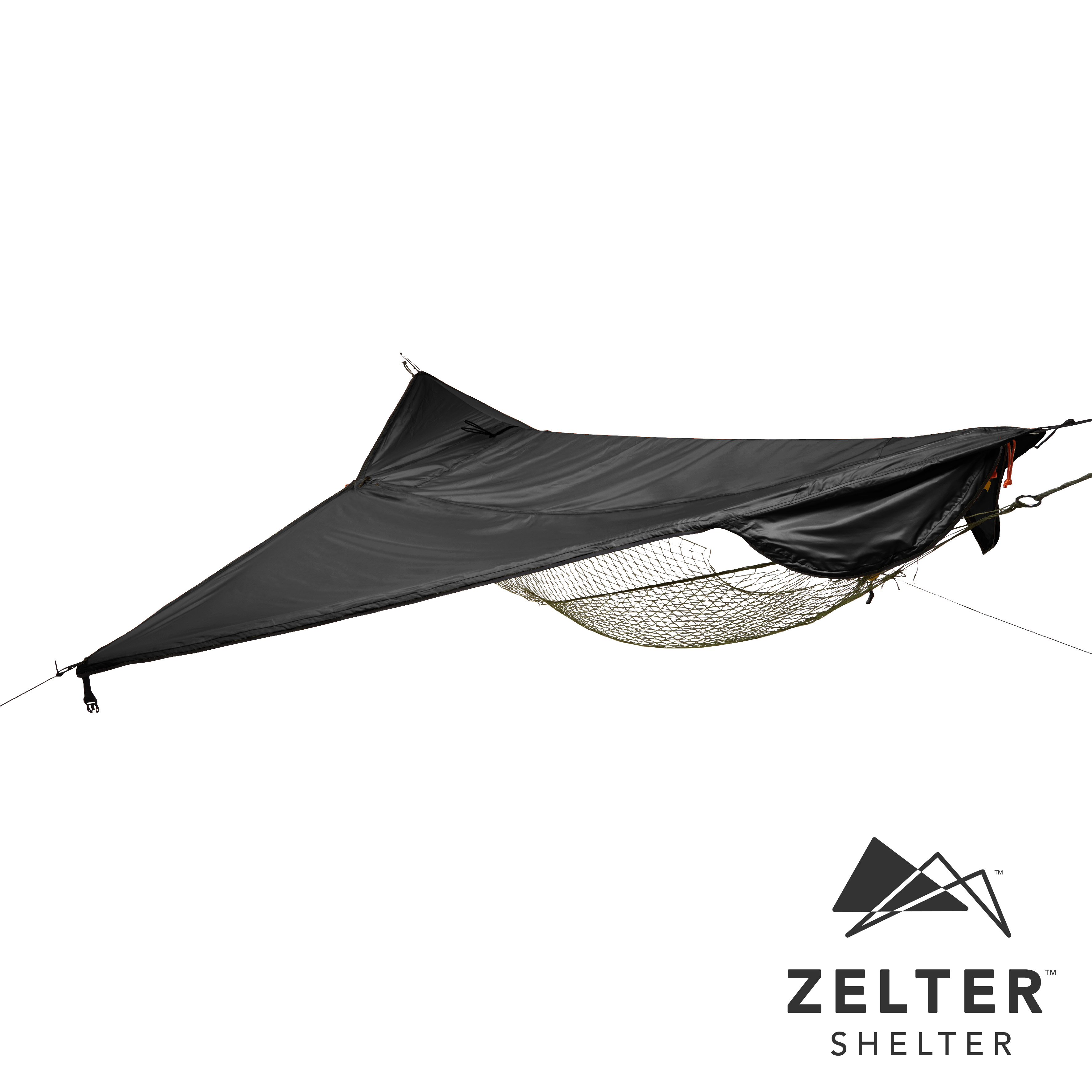 Zelter Shelter (Midnight Black) LIMITED EDITION *SOLD OUT!*