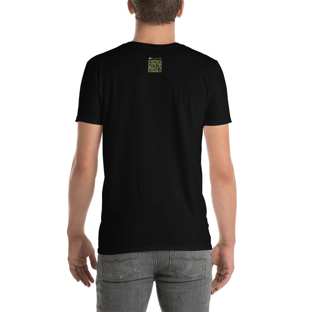 ZELTER Instruction Panel T-Shirt